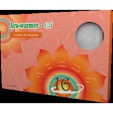 Acu-warmer (GJ) - Turmeric & Cinnamon