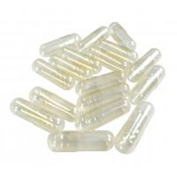 Gelatin Capsules Size 0 (Pack of 100)