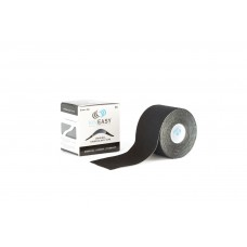 Kineasy® Kinesiology Tape 5m Black