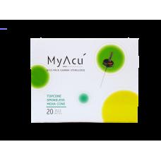NA71 MyAcu TopCone Smokeless Moxa (20 Sets/Box)